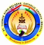 St. Thomas Syro-Malabar Catholic Church – Bristol Logo